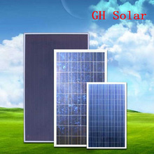 80W Poly Panels Solar Panels In Dubai