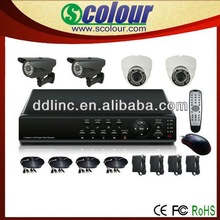 Hot 4CH h.264 dvr security