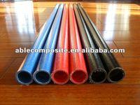 UV protection durable high strength glass fiber broom handle