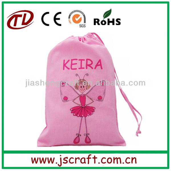 Eco reusable drawstring cotton bag,drawstring bag,cotton bag