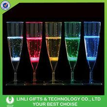 150ml Wedding LED Glow Champagne Glass