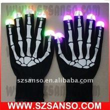 Party Use Flashing Magic Gloves