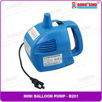 B201 Single nozzle mini balloon pump with CE
