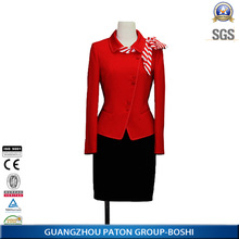 Breathable work uniform 2014 new work uniforms guangzhou factory price