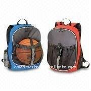 Sport school basketball backpack with Mesh Pocket