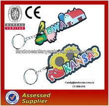 nice mobile phone key chain