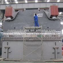 ZYMT CNC 1500T/7000mm Hydraulic Press Brake bending Machine/metal forming/Bender