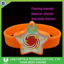 Rubber Light Glow Bangle