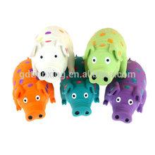 EN-71 Pet Toys for Dog/Rubber Pig pet toy/Lovely Dog pet toy
