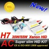 CE Approved 18Months Warranty xenon hid lights 24V 55W H7