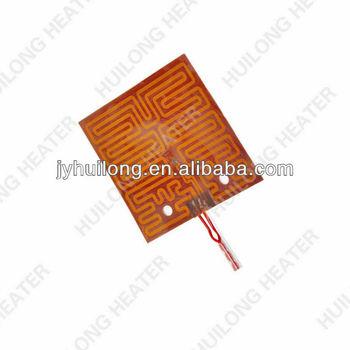 Kapton electric flexible heater
