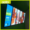 Menu board led slim light box