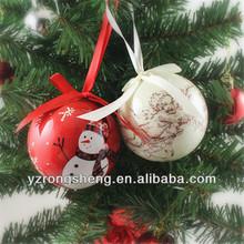 2014 wholesale hanging foam christmas decoration