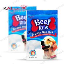 Good Barrier Property Plastic Pet Food Packaging Bag,clear plastic packaging bags