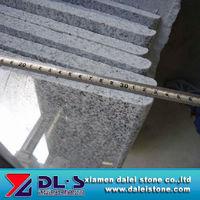 G603 polished step granite stairs