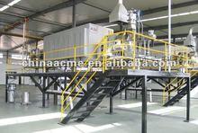 Rotary kiln plant manufactor