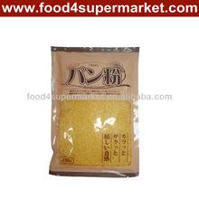 yellow bread crumbs