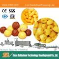 el maíz inflado ampliado de alimentos snacks que hace la máquina