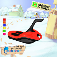 NEW 2012 type Outdoor Childrens sledges plastic