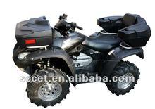 50L Hard Plastic ATV Quad Front box for honda atv