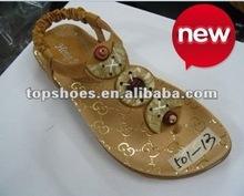 flat sandalshoe 2012 summer sandals