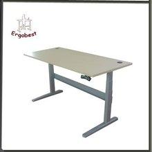Ergonomic Sit Stand Motorized Desk in Office [ ED201 ]