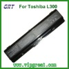 Laptop Battery for Toshiba Satellite L300 L305 L305D L500 L550