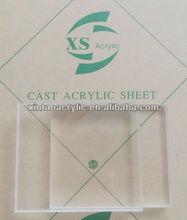 Advertising Opal/Transparent Acrylic Plastic