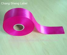 Polyester Satin Tape , Color Satin Ribbons