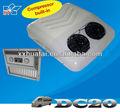 nuevo dc20 6800 btu 12v 24v coche eléctrico sistemadeaireacondicionado para renault master
