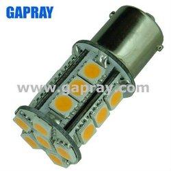 CE RoHS high lumens 21leds SMD 5050 bayonet light led