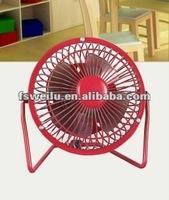 2016mini DC Mini Fan 4 A1 (red) black