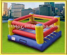 hot selling pvc kids inflatable boxing ring