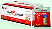 epoxy putty stick for metal&pipe&steel