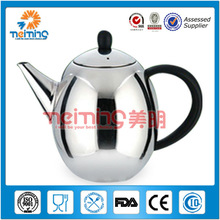 1.5L stainless steel coffee pot with pp handle