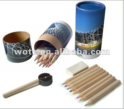 2014 new packing colored pencil for student