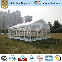 Elegant garden marquee tents for sale