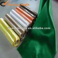 poliéster tecido de cetim de corte de rolo