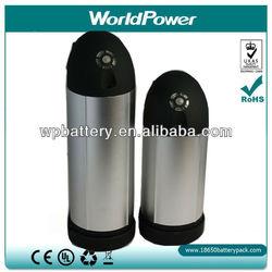Deep Cycle 36V 12Ah E-bike water bottle battery pack