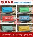 iş zarflar renk özel boyut ve tasarım kağıt zarf