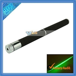 Cheap 532nm 5mW 5 in 1 Green Laser Pointer Pen (E02493)