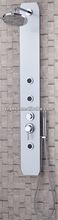New Design Bathtoom Accessories Set 8mm Tempered Glass Shower Panel JM-TG001