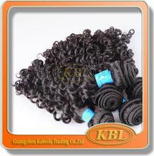 Cheap Virgin Brazilian curly hair