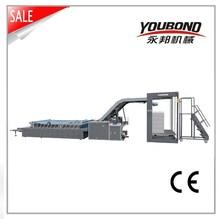 YB-1650BG Semi-automatic Flute laminator