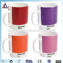 11oz ceramic pantone coffee mug
