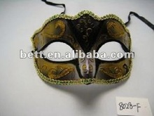 2015 newest the dark bullets halloween carnival wholesale custom-made Costume Party Half Mask