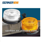 ECER65 approved LED beacon warning light for ambulance and police car