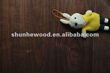 black walnut engineered wood flooring with multilayer hardwood