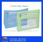 Wholesale HB658 PVC transparent plastic cosmetic bag