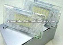 canbus led light E60 E88 525i 530i 545i M5 hottest LED license light